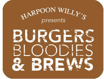 Burgers, Bloodies & Brews