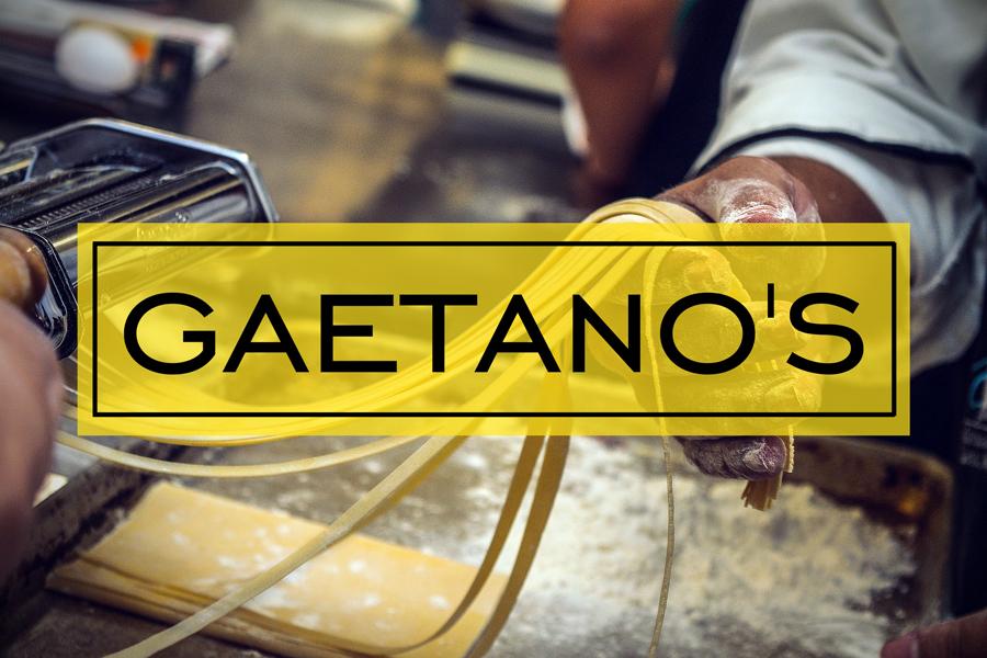 Gaetano's Brick Oven - Pasta - Market