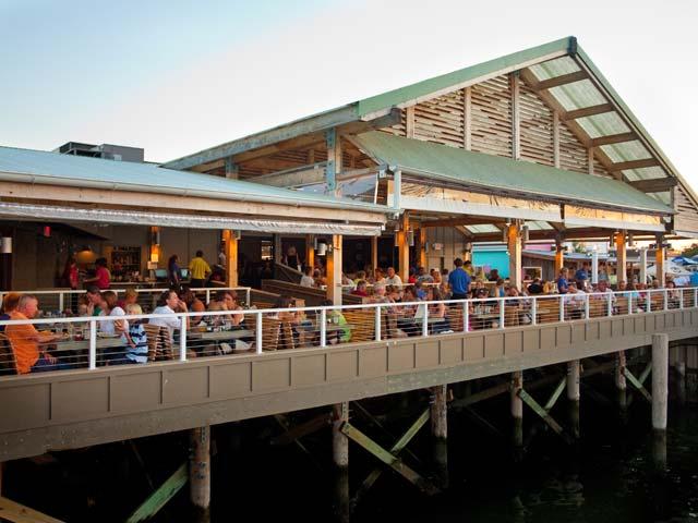 Jack Baker S Wharfside Restaurant