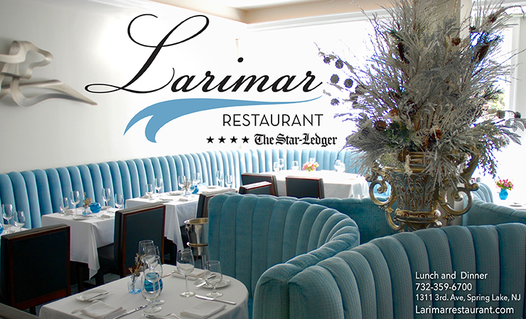 Larimar - (Lunch Only)